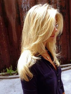 Long hair with layers...when my hair finally gets to this length i will absolutely get this cut!