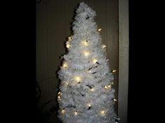 Tomato Cage Christmas Tree Tutorial - YouTube