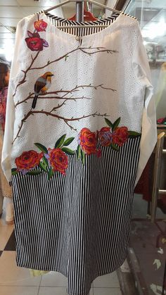 Are you looking for the best quality Classic Punjabi Suit also elegant … - embroidery Sewing Clothes, Diy Clothes, Clothes For Women, Embroidery Suits, Embroidery Fashion, Stylish Dresses For Girls, Girls Dresses, Ethno Style, Designs For Dresses