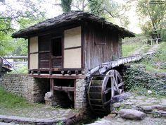 Architectural-ethnographic complex Etura (Town of Gabrovo)