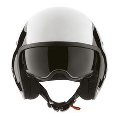 Inspired by helicopter pilot helmets, Diesel and Italian helmet manufacturer AGV have joined forces for the stylish Hi-Jack Helmet for motorcycle riders. Open Face Motorcycle Helmets, Open Face Helmets, Motorcycle Gear, Bicycle Helmet, Riding Helmets, Motorbike Clothing, Diesel Store, Cafe Racer Style, Helicopter Pilots