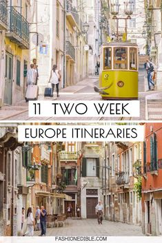 Here& our top Best Europe Itinerary? Here's our top you're planning a once in a lifetime trip this year, then we have the best Europe itinerary for 2 Week Europe Itinerary, Europe Travel Guide, Backpacking Europe, Travel Guides, Europe Europe, Travel Packing, Europe On A Budget, Oh The Places You'll Go, Places To Travel