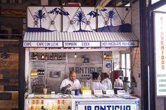La Antigua, New York September 2013 by Mathieu Lebreton, via Flickr