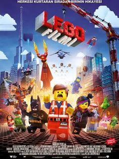 Lego Filmi Türkçe Dublaj Film İzle