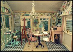 The Little Shabby Craft Shed!
