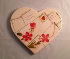 A personal favorite from my Etsy shop https://www.etsy.com/listing/262991857/valentine-heart-tile-ceramic-trivet