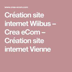 Création site internet Wiibus – Crea eCom – Création site internet Vienne