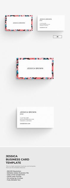 A high-resolution card template editable in Il. A high-resolution card template editable in Il. Makeup Business Cards, Art Business Cards, Diy Buisness Cards, Creative Business Cards, Teacher Business Cards, Visiting Card Design, Visiting Card Creative, Professional Business Card Design, Professional Networking