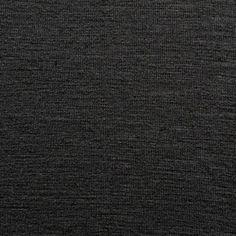 Merino Jersey  Farbe Tiefschwarz