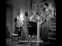 """""""Con la pata quebrada"""", by Diego Galán [extracto] - Documental de 2013, nominado a los Goyas - 83mn- //  Tomando fragmentos de 180 películas españolas de ficción y documentales, Galán sigue la evolución de la imagen de la mujer en el cine español desde los años 30 del siglo pasado hasta la actualidad."""
