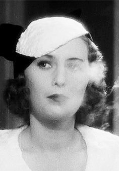 """mariedeflor: """" Barbara Stanwyck in Ladies They Talk About, 1933 """" Old Hollywood Glamour, Classic Hollywood, In Hollywood, Old Movie Stars, Classic Movie Stars, Classic Actresses, Classic Films, Orry Kelly, Fritz Lang"""