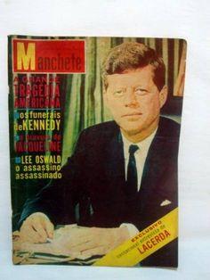 manchete dezembro de 1963