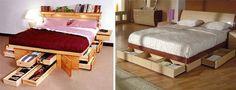 kreativne postele s uloznymi priestormi 01 Bunk Beds, Furniture, Home Decor, Decoration Home, Loft Beds, Room Decor, Home Furnishings, Home Interior Design, Bunk Bed
