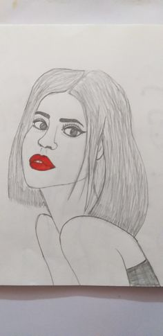 Sketches, Female, Color, Art, Drawings, Art Background, Colour, Kunst, Performing Arts
