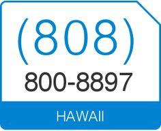 Buy (808) 800 8897 Vanity Number Hawaii Area Code 808 Local Vanity Telephone