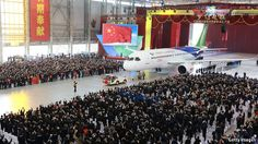 China dreams of breaking the Boeing-Airbus duopoly   The Economist