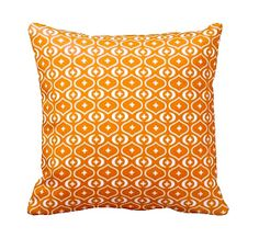 One Decorative Throw Pillow 18x18 Pillow Cover by ReedFeatherStraw, $15.00