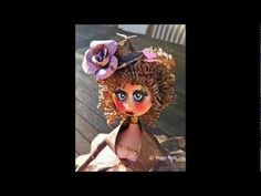 Mixed Media Monday - How to create an Art Doll - YouTube