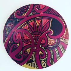 "Taryn Beri on Instagram: ""A deep berry #littleprayer made recently for my #whanau with #garnet ❤️ #maoripainting #maoripainter #contemporarymaori #modernmaori…"" Little Prayer, Contemporary, Modern, Garnet, Berry, Deep, Tattoo, Artist, Painting"