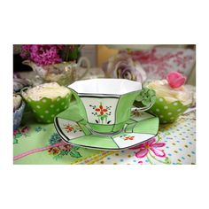 Vintage 1930's. I collect Tea cups. I REALLY need this one!!