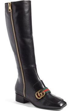 Gucci 'Peyton' Tall Boot (Women) available at #Nordstrom