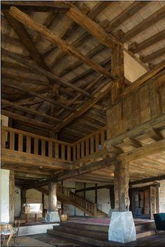 Caserio restaurado Pais  Vasco  Spain