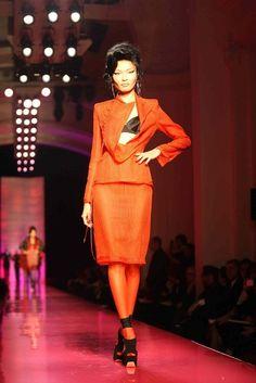 Jean Paul Gaultier Haute Couture-Paris S / S 2012