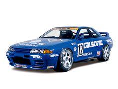 Nissan Skyline GT-R JGTC Race Car (R32) '1989–93