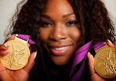 Serena Williams is the first tennis player, male or female, to have a Career GOLDEN Slam in BOTH Singles AND Doubles. #Phenomenal