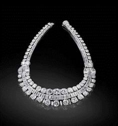 Tiara /Necklace Congo - grand House of Luxembourg