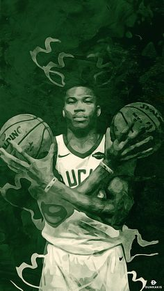This a project that i started 2 months ago, the goal was to represent every NBA franchise with a player of their current roster. Mvp Basketball, Basketball Photos, Giannis Antetokounmpo Wallpaper, Nba Background, All Nba Players, Nba Kings, Nba Wallpapers, Nba Stars, Milwaukee Bucks