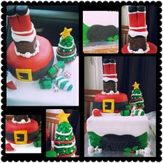 Getting to that time of year again.. hope i get to make another Christmas cake this year :-)