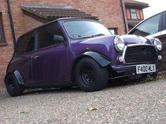 miglia arches no bumper, black wheels