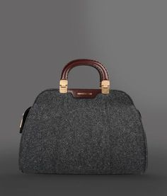 Emporio Armani - Women Top Handle - business trip #travelbag #luggage