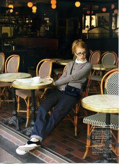 Polish Models — Magda Panasiuk for Fudge Magazine, November 2013