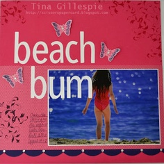 JAI Scrap Challenge 2 - Tina Gillespie