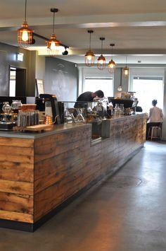 Hamburg Altstadt Café Interior Nord Coast Coffee Roastery — Visit our shop ca… Cozy Coffee Shop, Coffee Shop Design, Coffee Coffee, Rustic Coffee Shop, Coffe Bar, Ninja Coffee, Rustic Cafe, Coffee Shops, Cafe Interior Design