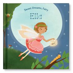 "February 26th is National Fairy Tale Day! I See Me! has a new release-Sweet Dreams, Fairy to personalize!  Win a personalized book by entering I See Me's ""Read Across America"" Sweepstakes: http://services.listrak.com/iseemesweeps/ @iseemebooks"