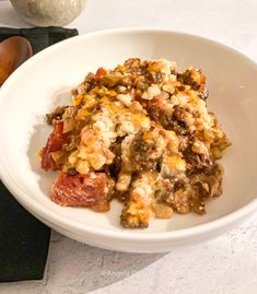 Beef And Noodles, Egg Noodles, Ground Beef Noodle Casserole, Gooseberry Patch, Recipe Using, Casserole Recipes, Risotto, Stuffed Mushrooms, Dishes
