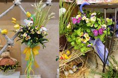 Idee Creative Shop Guerrini Ingrosso articoli per fioristi e vetrinisti. TUTORIAL VETRINA PRIMAVERA
