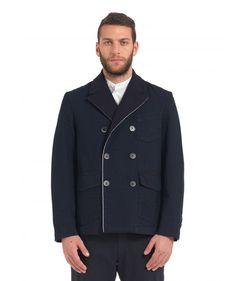 Capospalla Sarpa Berto Navy - Coats - Men - Shop