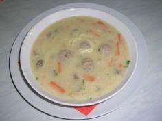 Kachní kaldoun Cheeseburger Chowder, Soup, Recipes, Rezepte, Soups, Recipe, Cooking Recipes