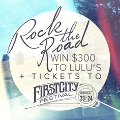LuLu*s 2014 Rock the Road Pinterest Contest!
