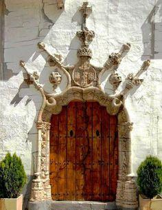Porta de Armas Portuguesas, Olivença