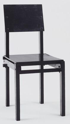 rietveld militaire tafel en stoel kitchen pinterest. Black Bedroom Furniture Sets. Home Design Ideas