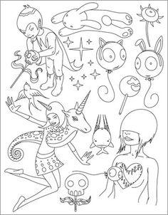 TARA MCPHERSON - Embroidery Patterns