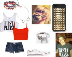 """""""Date with Harry"""" by jordan-asberry ❤ liked on Polyvore"""