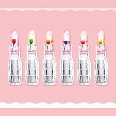 Flower Jelly Lipstick Temperature Change Lipsticks 6 Colors - The Poacher Online Jelly Lipstick, Lipsticks, Beauty Makeup, Women Accessories, Make Up, Change, Flower, Colors, Lipstick