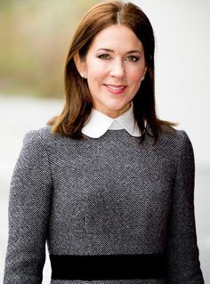 Crown Princess Mary of Denmark visited The International Criminal Court (ICC) on November 05, 2015 in The Hague, The Netherlands.