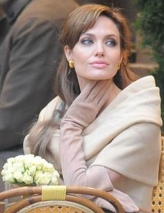 """Angelina Jolie in """"The Tourist."""""""
